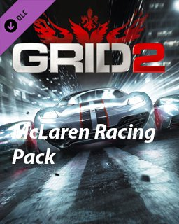 GRID 2 McLaren Racing Pack