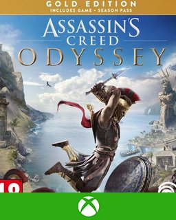 Assassins Creed Odyssey Gold Edition Xbox One krabice