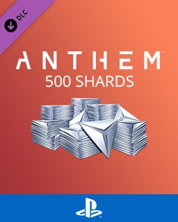 Anthem 500 Shards krabice