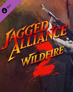 Jagged Alliance 2 Wildfire krabice