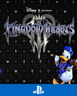 KINGDOM HEARTS III krabice
