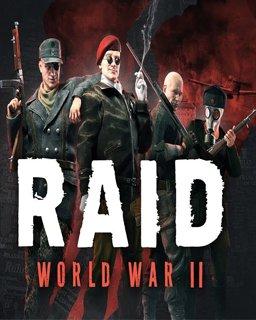 RAID World War II krabice