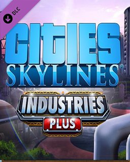Cities Skylines Industries Plus krabice