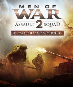 Men of War Assault Squad 2 War Chest Edition krabice