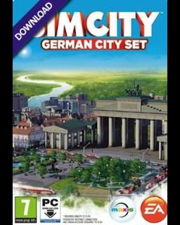 SimCity German City Pack krabice