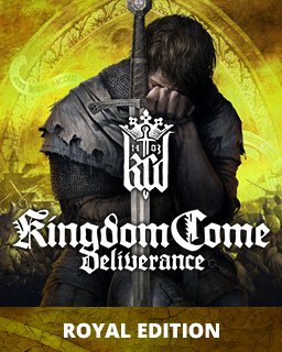 Kingdom Come Deliverance Royal Edition krabice