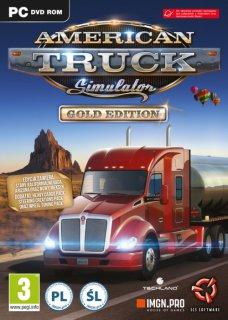 American Truck Simulator Gold