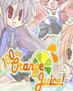 100% Orange Juice krabice