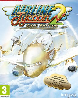 Airline Tycoon 2 Gold krabice