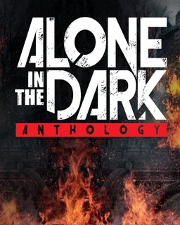 Alone in the Dark Anthology krabice