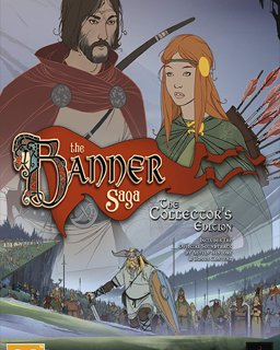 The Banner Saga Collectors Edition krabice