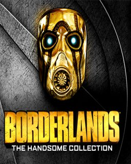 Borderlands The Handsome Collection krabice
