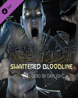 Dead by Daylight Shattered Bloodline krabice