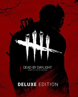 Dead by Daylight Deluxe Edition krabice