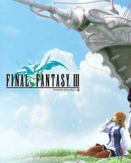 Final Fantasy III krabice