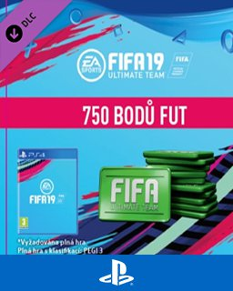 FIFA 19 750 FUT Points