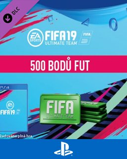 FIFA 19 500 FUT Points krabice