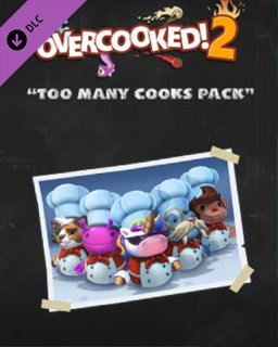 Overcooked! 2 Too Many Cooks Pack