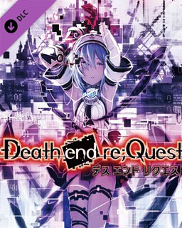 Death end re;Quest krabice