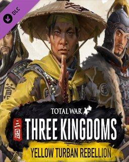 Total War THREE KINGDOMS Yellow Turban Rebellion krabice