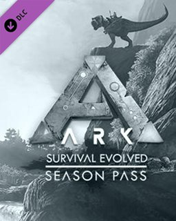 ARK Survival Evolved Season Pass krabice