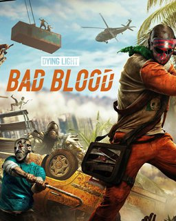 Dying Light Bad Blood Founders Pack krabice