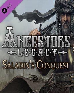 Ancestors Legacy Saladins Conquest
