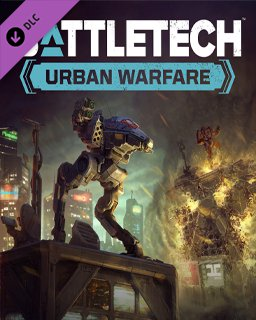 BattleTech Urban Warfare krabice