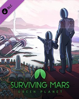 Surviving Mars Green Planet krabice