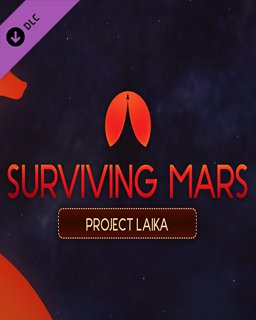 Surviving Mars Project Laika krabice