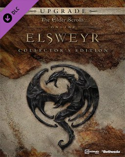 The Elder Scrolls Online Elsweyr Collectors Edition Upgrade