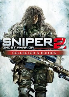 Sniper Ghost Warrior 2 Collectors Edition krabice