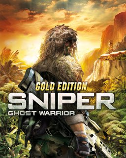 Sniper Ghost Warrior Gold krabice