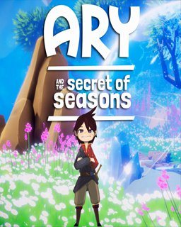 Ary and The Secret of Seasons krabice