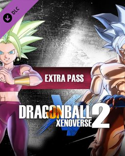 DRAGON BALL XENOVERSE 2 Extra Pass krabice