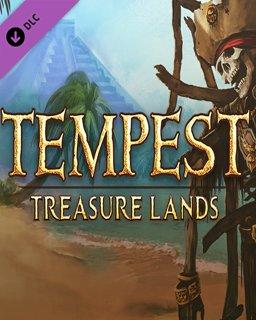 Tempest Treasure Lands krabice