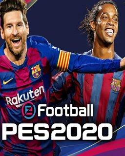 eFootball PES 2020 krabice