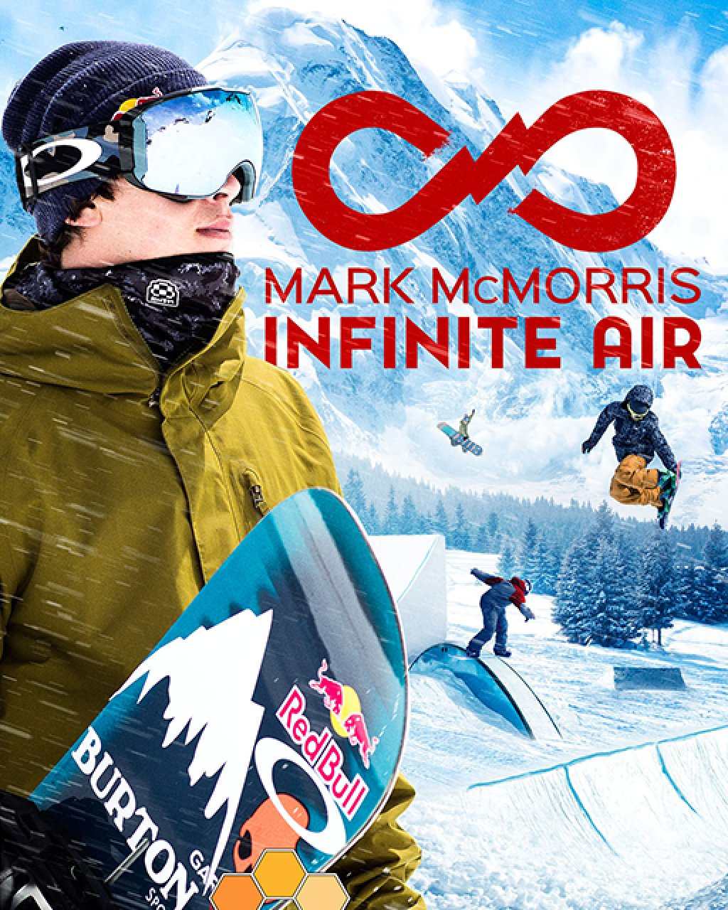 Infinite Air with Mark McMorris krabice