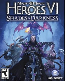 Might and Magic Heroes VI Shades of Darkness krabice
