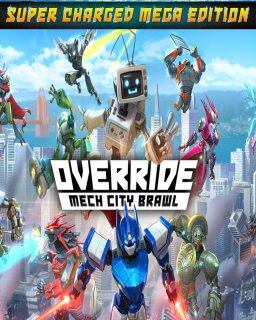 Override Mech City Brawl Super Mega Charged Edition