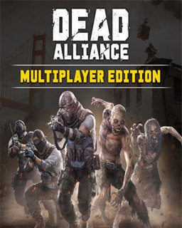 Dead Alliance Multiplayer Edition krabice