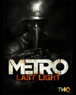 Metro Last Light krabice