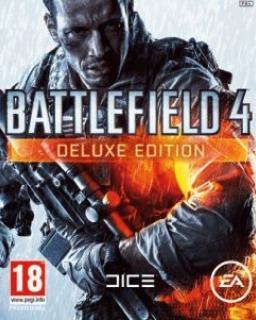 Battlefield 4 Deluxe Edition krabice
