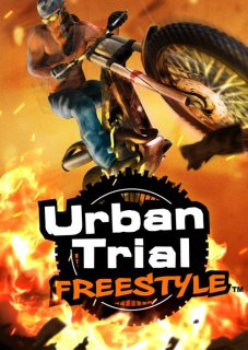 Urban Trial Freestyle krabice
