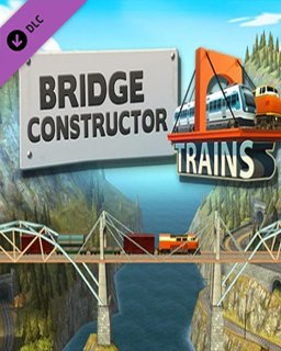 Bridge Constructor Trains Expansion Pack krabice