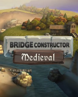 Bridge Constructor Medieval krabice