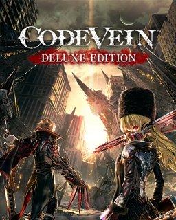 Code Vein Deluxe Edition krabice