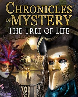 Chronicles of Mystery The Tree of Life krabice