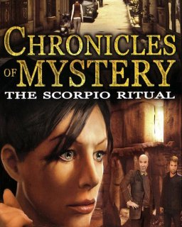 Chronicles of Mystery The Scorpio Ritual krabice