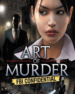 Art of Murder FBI Confidential krabice